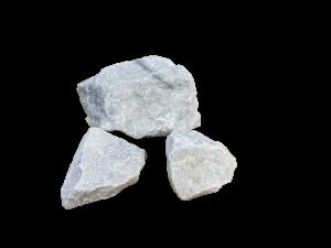 Marmor Perlweiß GS, 60-180 Korn